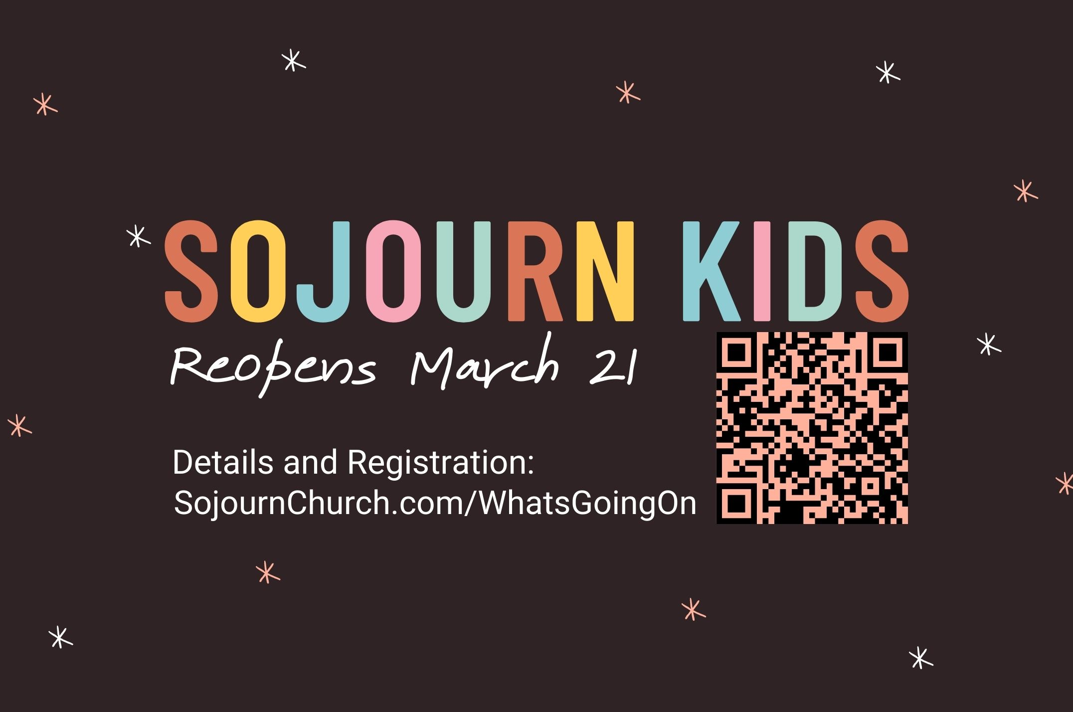 J-Town | Sojourn Kids Reopens