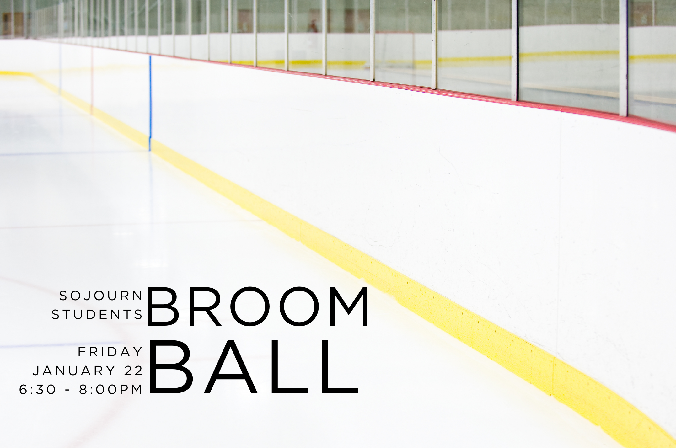 Sojourn Students - Broom Ball